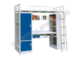 学生公寓床,员工宿舍公寓床价,钢制公寓床