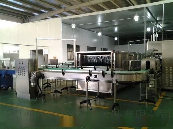(玻璃瓶)24头鸡尾酒生产线-科信鸡尾酒果酒生产设备
