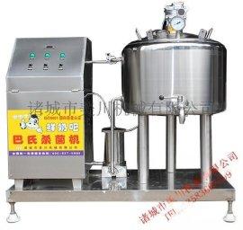 小型牛奶巴氏杀菌机,小型牛奶杀菌设备