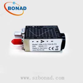 德国FEMTO进口超快速光接收器 HSA-X-S-1G4-SI光接收器