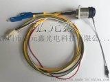 体育馆用光电复合缆连接器接头3K. FXW