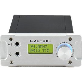 CZE-01A音频发射MP3发射器1W调频发射机
