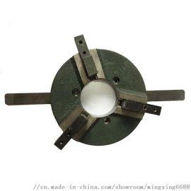 三爪焊接卡盘 400mm焊接卡盘 焊接夹具 快速加紧 精度高