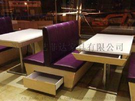 港式茶餐厅餐桌定制,香港主选才餐厅桌椅款式