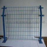 铁丝网双边护栏-折弯双边护栏-草原双边护栏