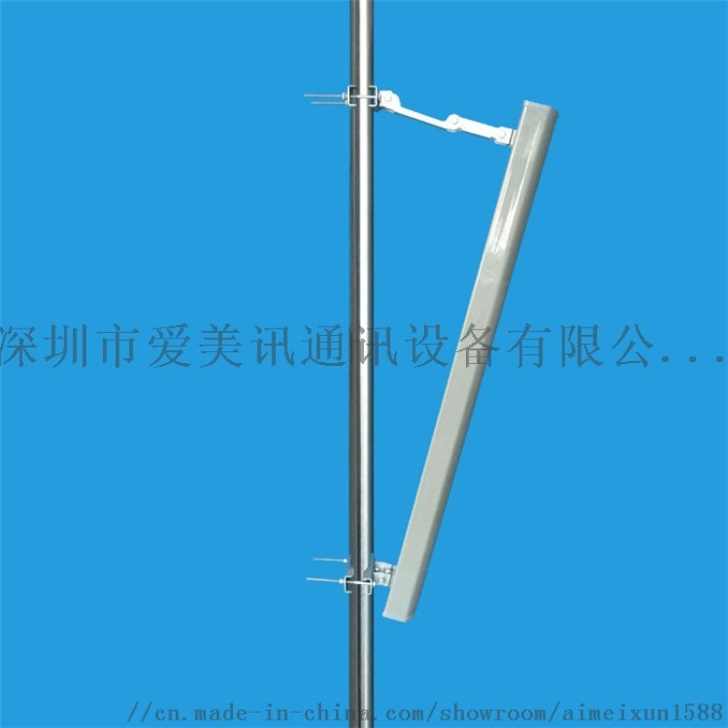 LTE高增益定向天线 3.3-3.8G 17db 90度 天线厂家 高增益定向天线