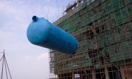 化粪池 玻璃钢处理废水沼气池 报价