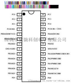 PMC234-S28 台湾应广单片机 ,长期供应 PADAUK