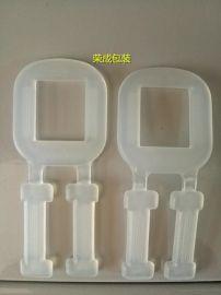 镇江白加厚环保塑料打包扣批发零售