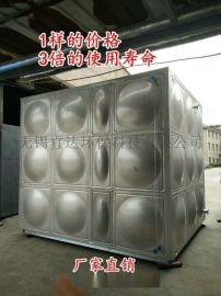 厂家告知如何使用环保方形不锈钢水箱