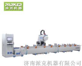 工业铝型材加工设备,三轴数控加工中心