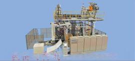 全自动吹塑机厂家吨桶IBC桶卧式水桶生产设备机器价格生产线吹塑设备