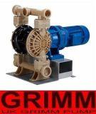 進口塑料電動隔膜泵