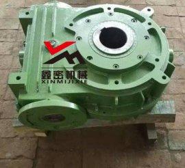 鑫密 供应SCW系列轴装式圆弧齿圆柱蜗轮蜗杆减速机