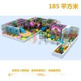 淘气堡厂家定制儿童乐园室内儿童智勇闯关游乐场设备百万球池