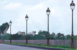 云南昆明庭院灯生产厂家价格