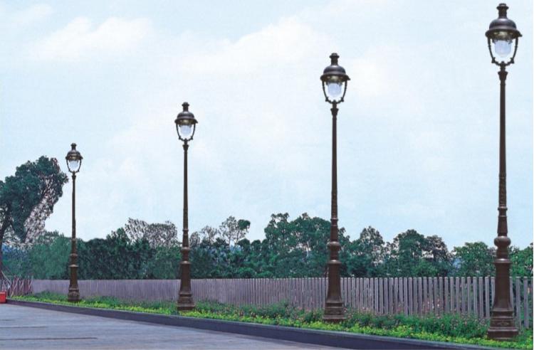 雲南昆明庭院燈生產廠家價格