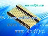 【厂家直销】优质加长加高定制排针排母PH1.0mm,1.27mm,2.0mm2.54mm