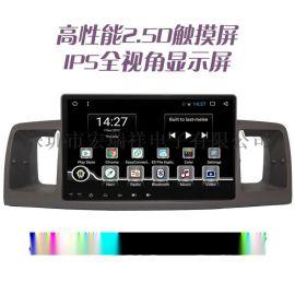 丰田花冠2007-2012款车载GPS导航仪