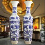 景德镇陶瓷花瓶价格多少_陶瓷花瓶批发_客户摆件花瓶图片