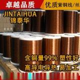 供應鍍錫紫銅線 紫銅絲 銅線鍍錫加工 0.05mm~3mm線直徑