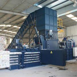 薄膜打包机 海绵打包机 东莞全自动废纸打包机型号可以定做