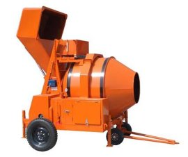 柴油液压混凝土搅拌机(RDCM350-11DH)(JZR350 JZR500)