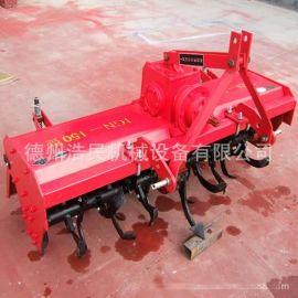 旋耕机旋耕犁定制拖拉机后置三点悬挂农用机械旋耕机