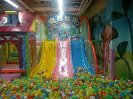 永升淘氣堡室內兒童遊樂場設計