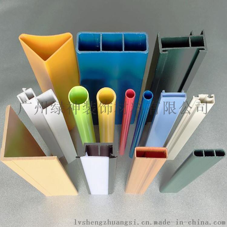 广东PVC异型材厂家_塑料挤出型材配件工厂_软硬封边条销售