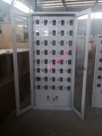 郑州供应宏宝双开门手机充电柜厂家直销