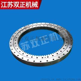 江苏双正专业生产回转式输送机、焊接操作机用回转支承单排四点接触球式