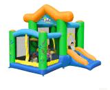 班趣氣模廠家直銷兒童充氣蹦蹦牀淘氣堡城堡