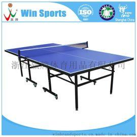 热销俄罗斯,东南亚,北美,欧洲环保等级乒乓球台