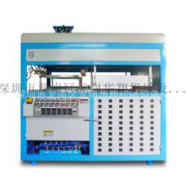 华翔 订制HX-1000 半自动吸塑机 手机托盘成型设备
