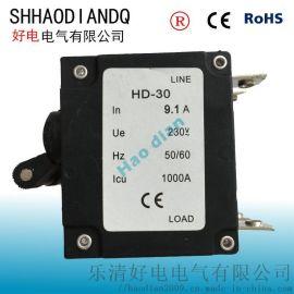 大量库存,厂家供应设备保护用断路器9.1A