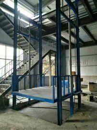 湘江导轨式液压升降平台、大小型货梯