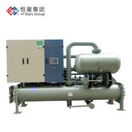 宏星满液式水冷工业冷水机组,厂家直供,高效冷水机