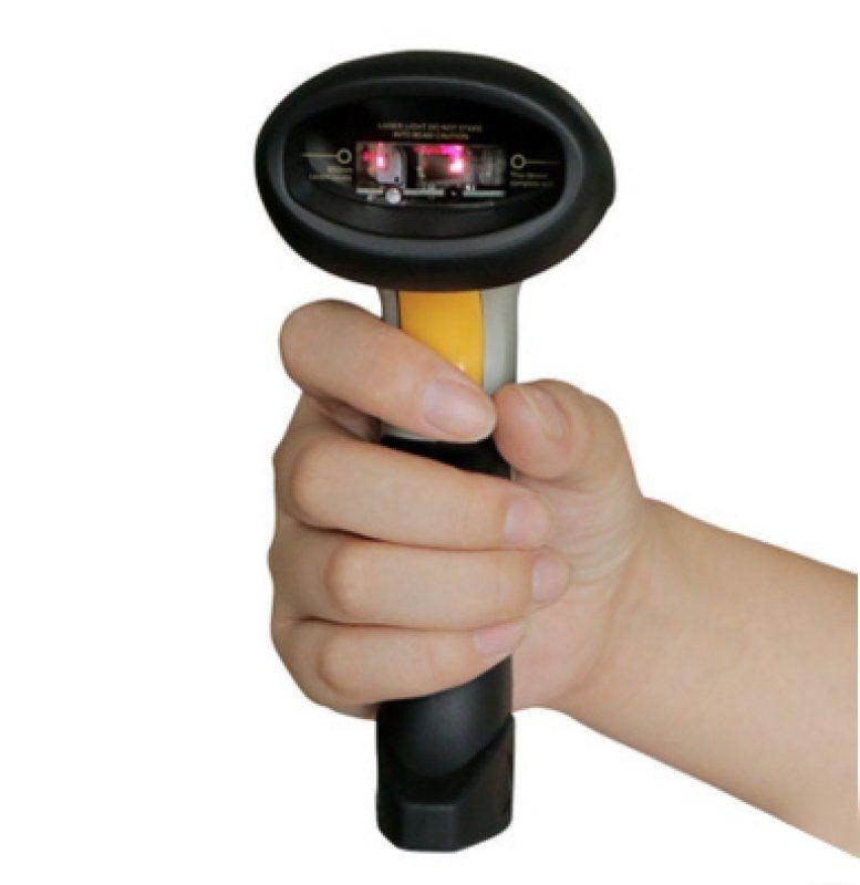 CF10B激光条码扫描枪超市仓库快递专用条码扫描枪