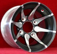 电动高尔夫球车铝轮毂(LD-A0481070)