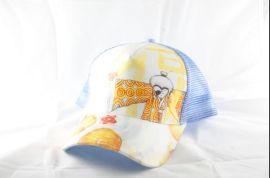 热升华五片反额网帽(CCAP-035)