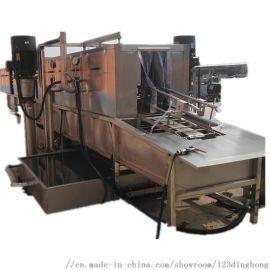 塑料筐托盘清洗机 周转箱清洗机厂家