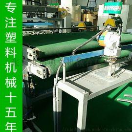 塑料中空垫生产线 塑料中空喷丝设备