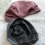 外貿帽薄款磁纖維睡帽