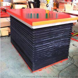 工作平台升降防护装置舞台设备升降机伸缩式风琴防护罩
