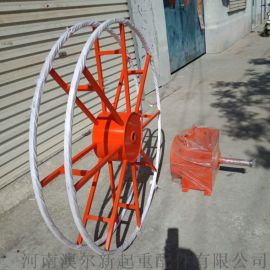 龙门吊电缆卷筒 电缆滚筒门式行车卷线装置