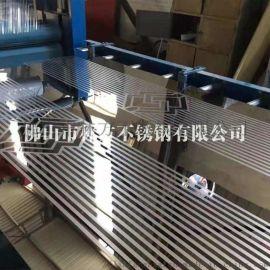 苏州 304无指纹不锈钢板 古铜蚀刻板材厂家加工