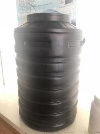 一体化三格式化粪池+智能化污水处理净水槽