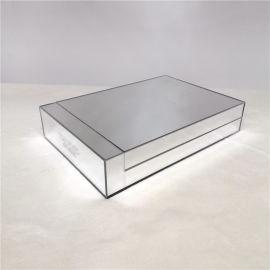 亚克力镜面化妆品盒子、TF粉饼礼盒