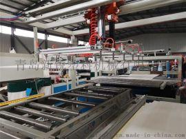 PVC结皮发泡板生产设备_家具板、广告板设备